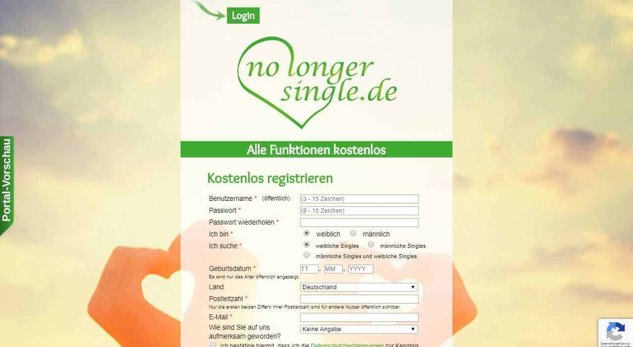 Testbericht: No-Longer-Single.de