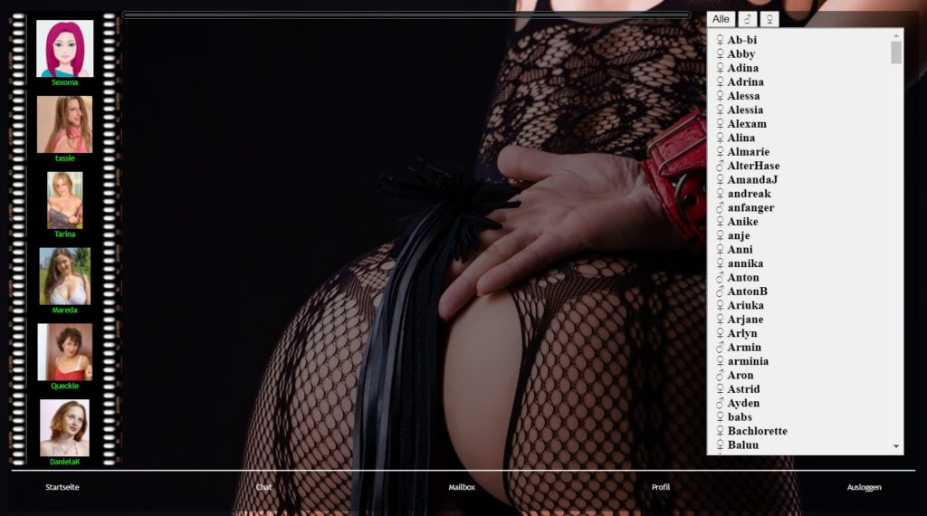 True-Femme-Fatale.ch - Chatroom