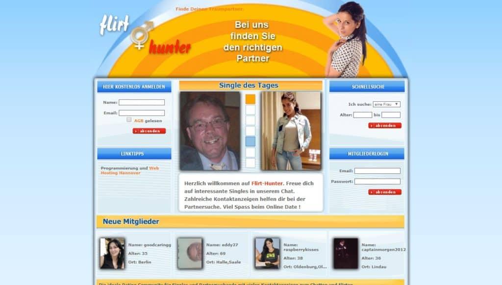 Testbericht: Flirt-Hunter.de