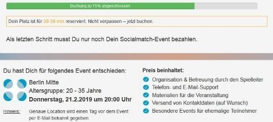 SocialMatch.de - Event