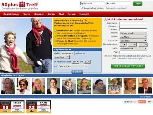 50plus-Treff Abzocke