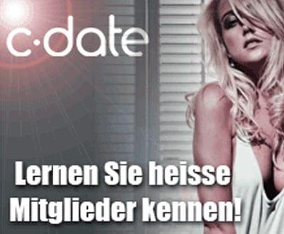 cDate Werbegrafik