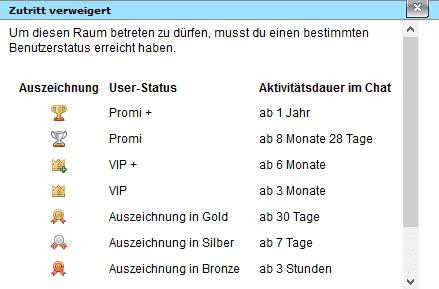 Myfunchat.de - zutritt-verweigert