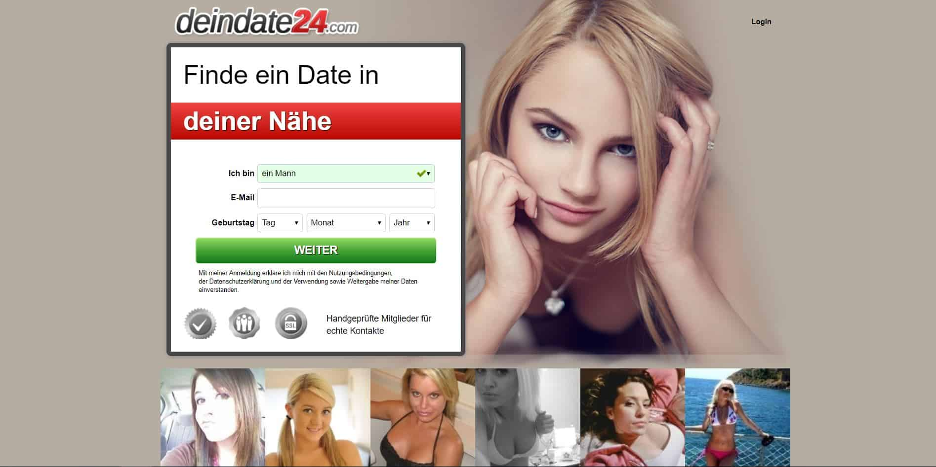Testbericht: DeinDate24.com
