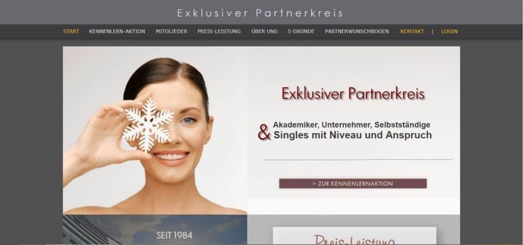 Testbericht: Exklusiver-Partnerkreis.de