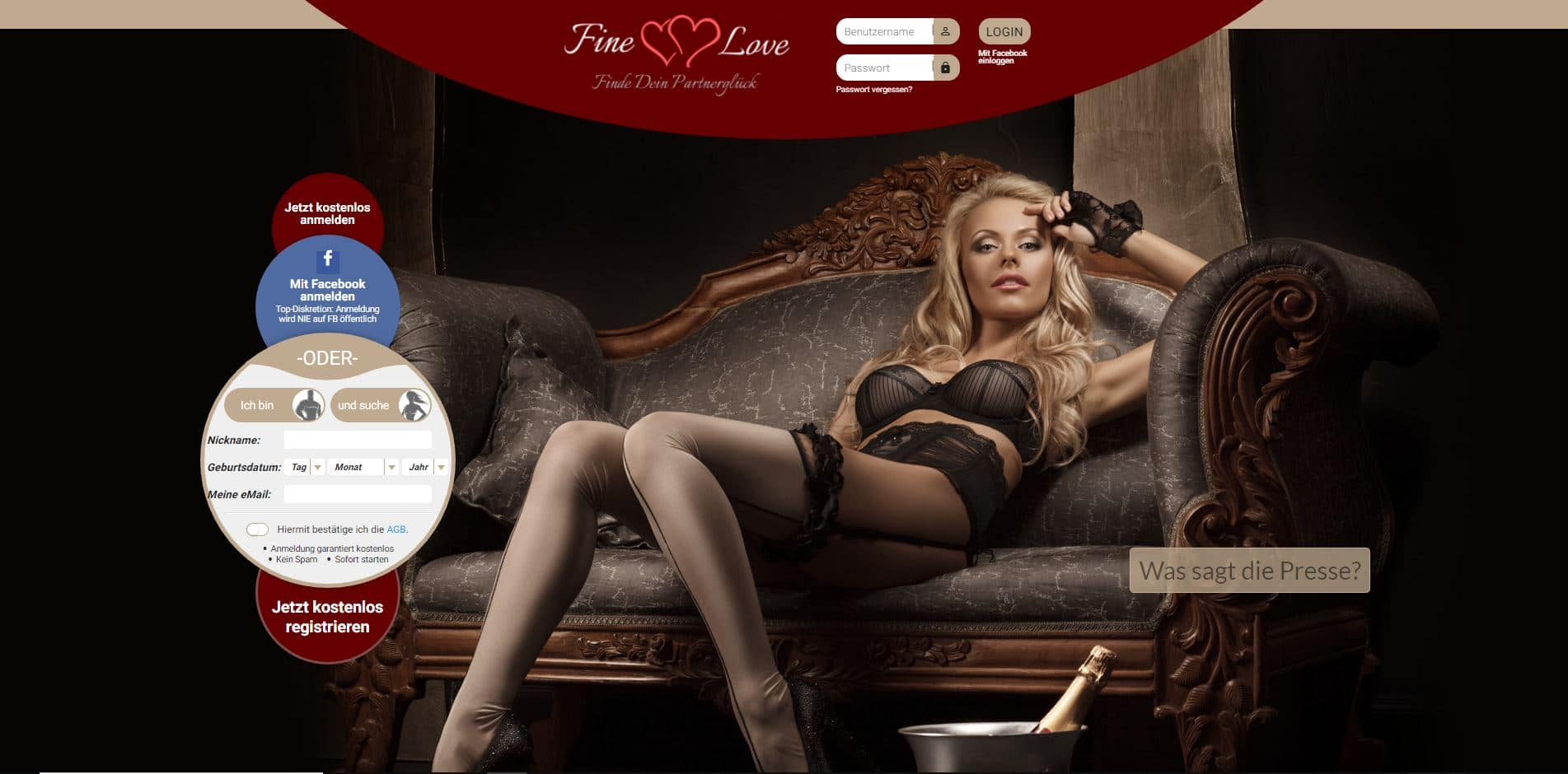 Testbericht: Fine-love.net