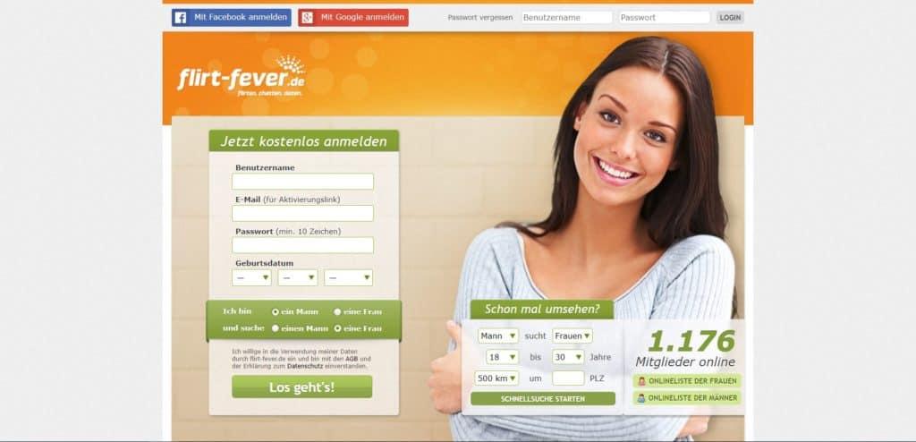 Testbericht: Flirt-Fever.de