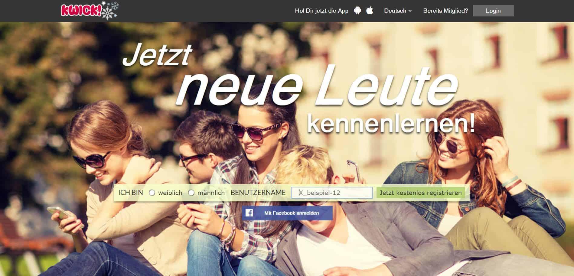 Testbericht: Kwick.de