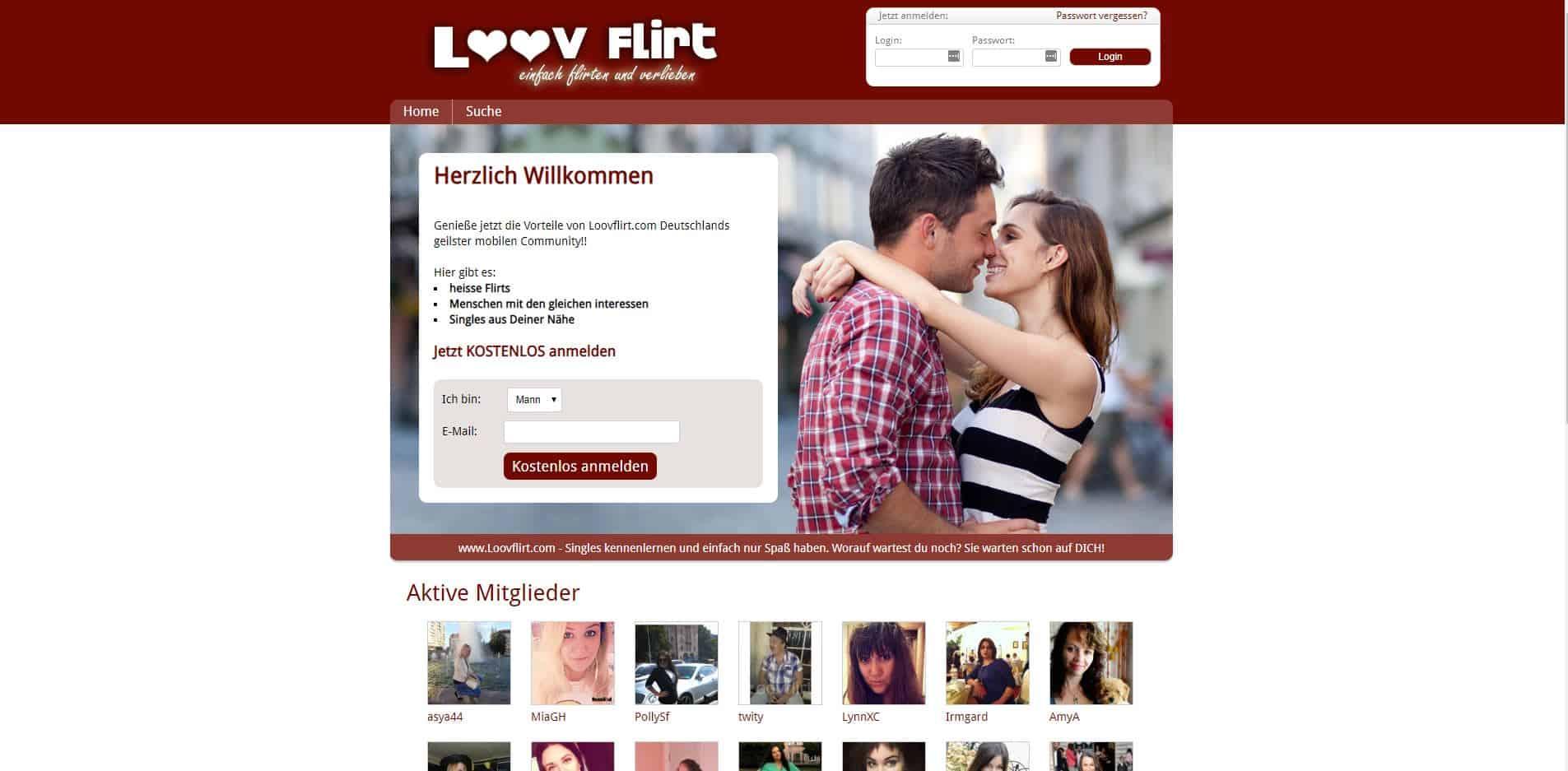 Testbericht: Loovflirt.com