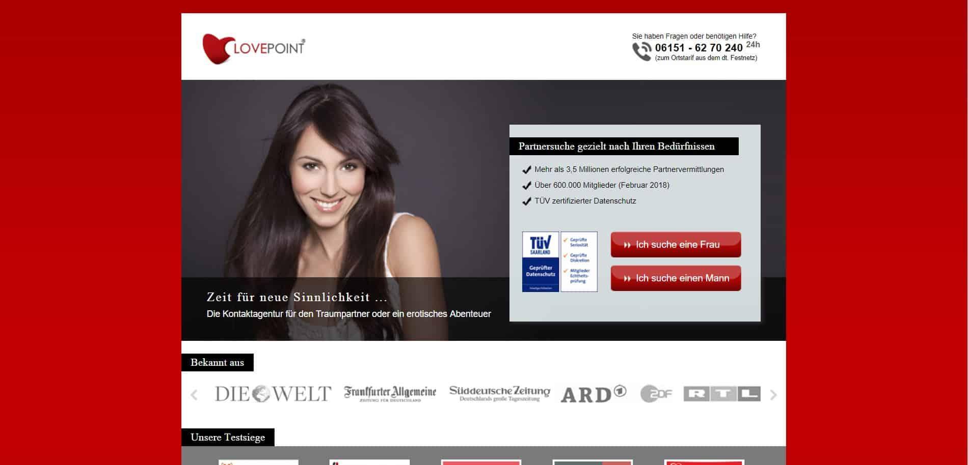 Testbericht: Lovepoint24.de