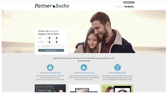 Testbericht: Partnersuche.nordkurier.de