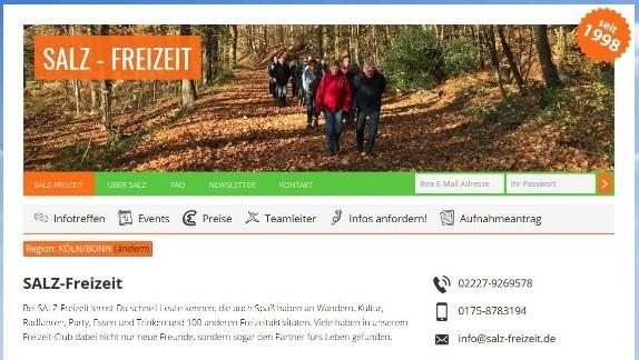 Testbericht: SALZ-FREIZEIT.de