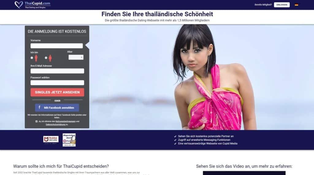 Testbericht: ThaiCupid.com