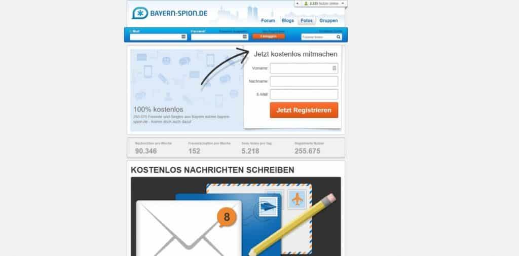 Testbericht: bayern-spion.de