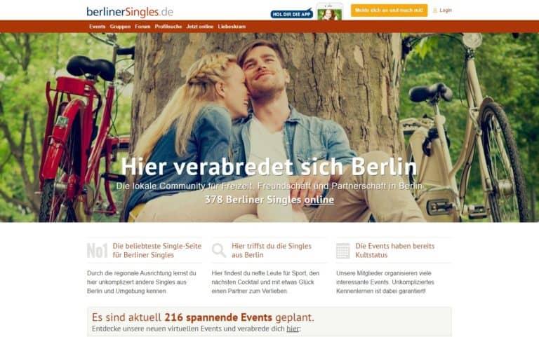 Datingseite berlin