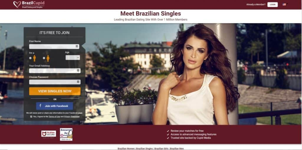 Testbericht: brazilcupid.com
