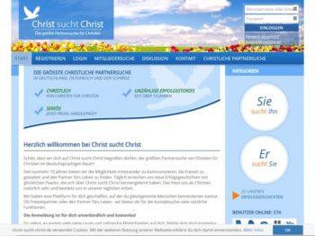 Testbericht: christ-sucht-christ.de