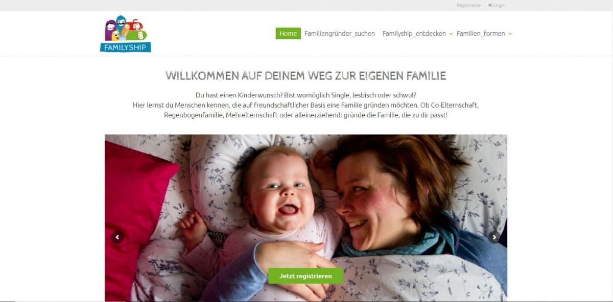 Testbericht: familyship.org