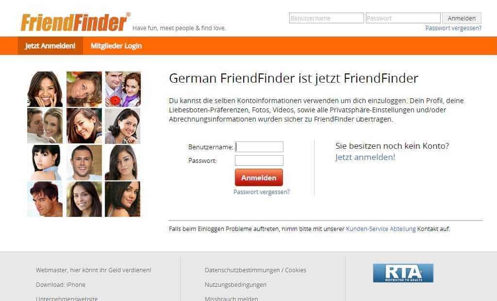 Testbericht: germanfriendfinder.com