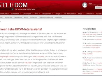 Testbericht: gentledom.de
