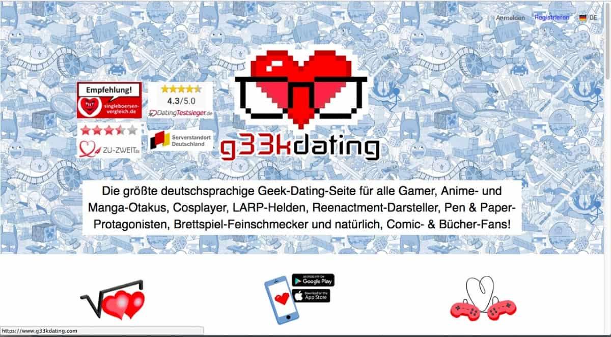 Testbericht: gk33dating.com