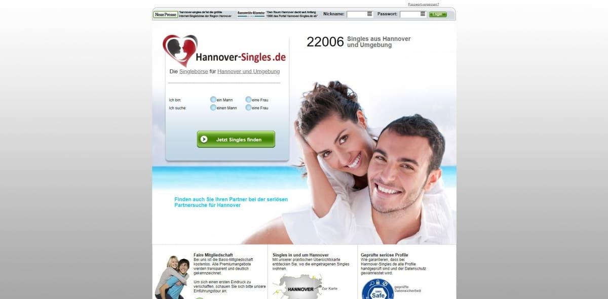 Testbericht - hannover-singles.de
