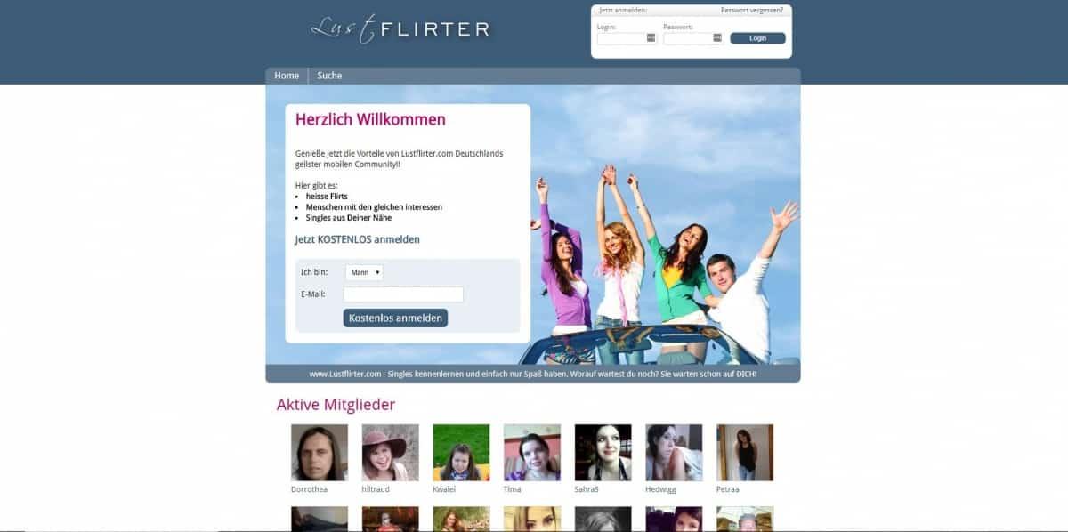 Testbericht: lustflirter.com