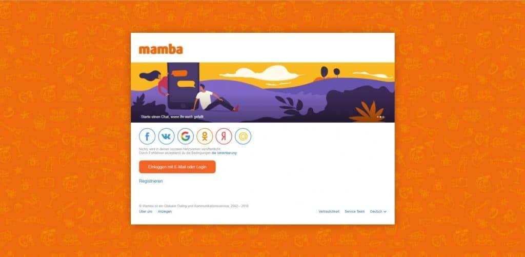 Testbericht: mamba.ru