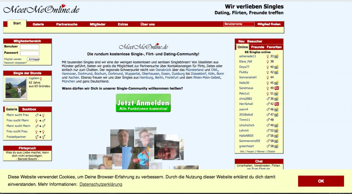 Testbericht: meetmeonline.de