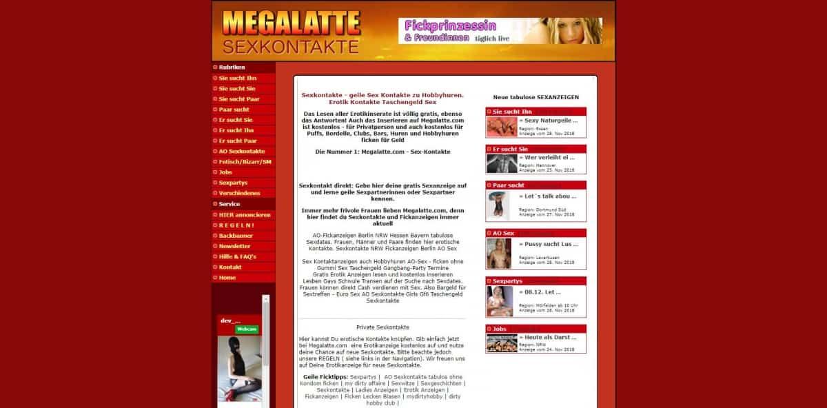 Testbericht: megalatte.com