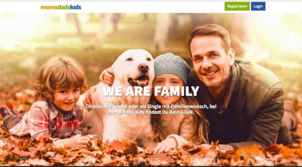 Testbericht: moms-dads-kids.de