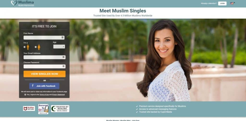 Testbericht: muslima.com