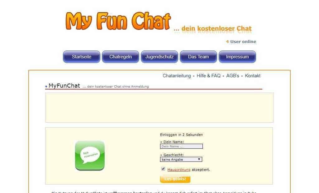 Testbericht: Myfunchat.de