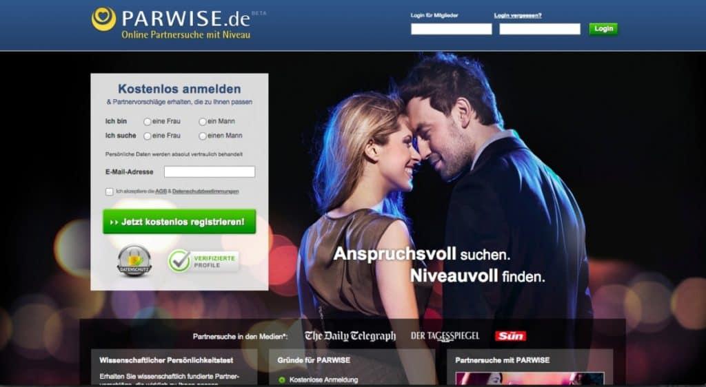 Testbericht: parwise.de