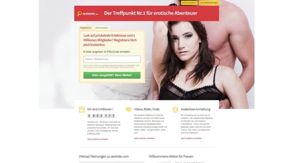 Testbericht: sexkiste.com