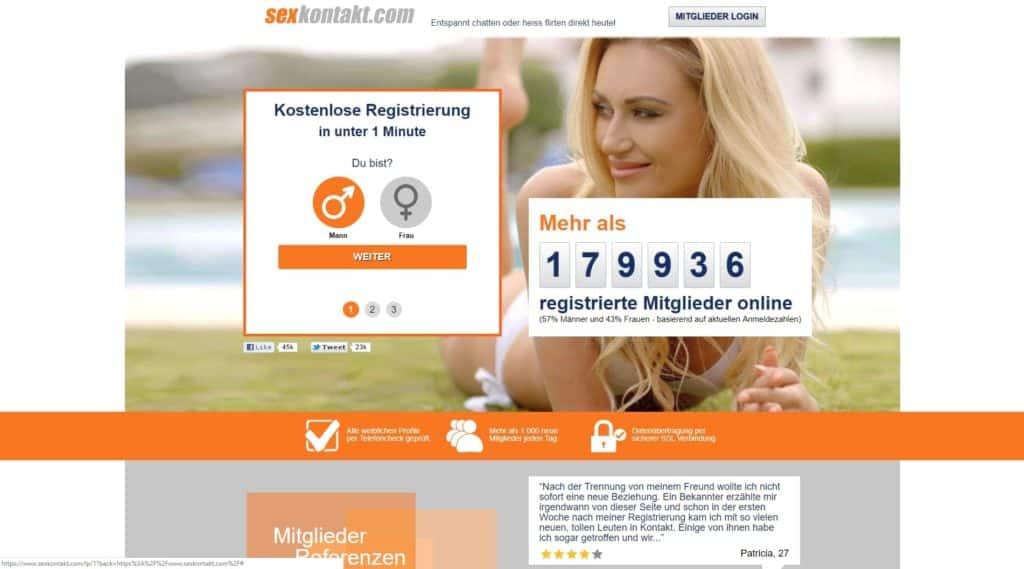 Testbericht: sexkontakt.com