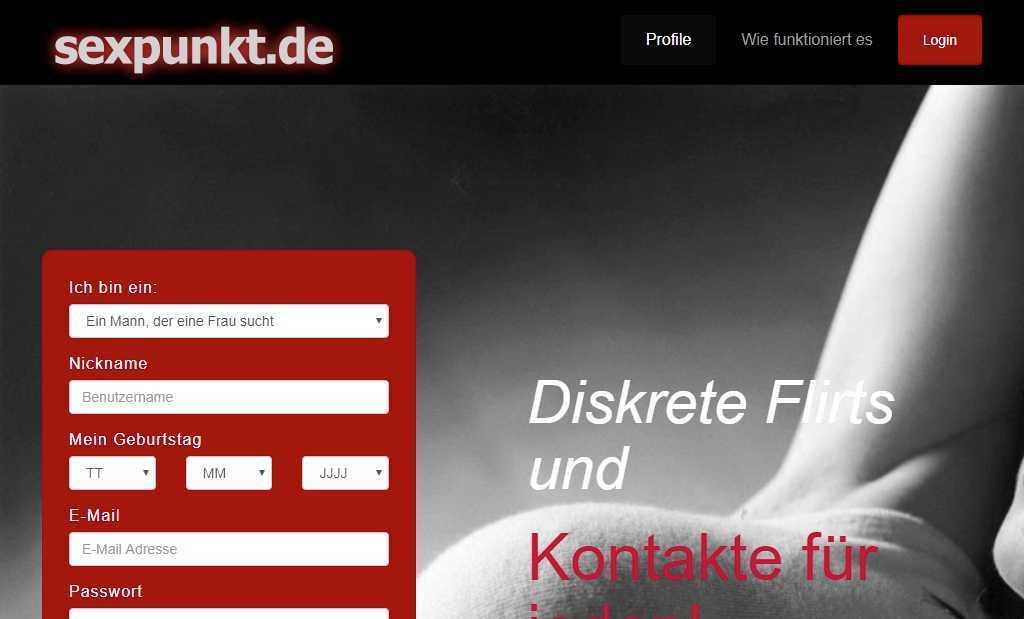 Testbericht: Sexpunkt.de