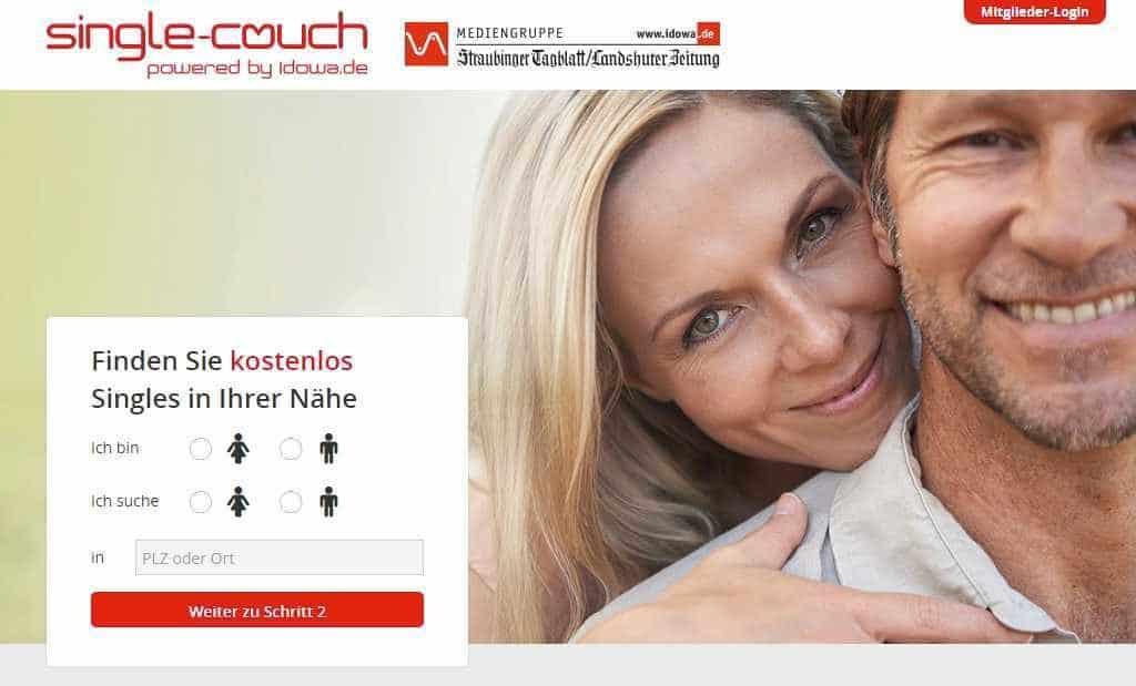 Testbericht: singles.idowa.de