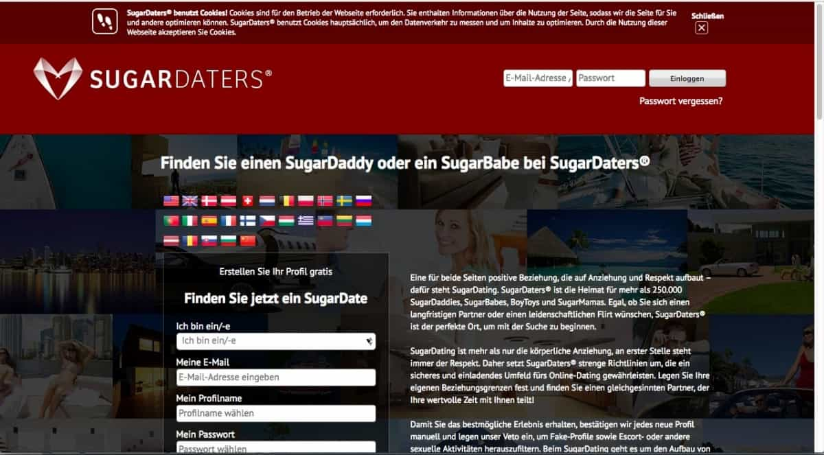 Testbericht - sugardaters.de