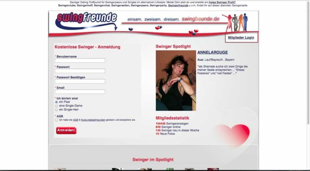 Testbericht: swingfreunde.de