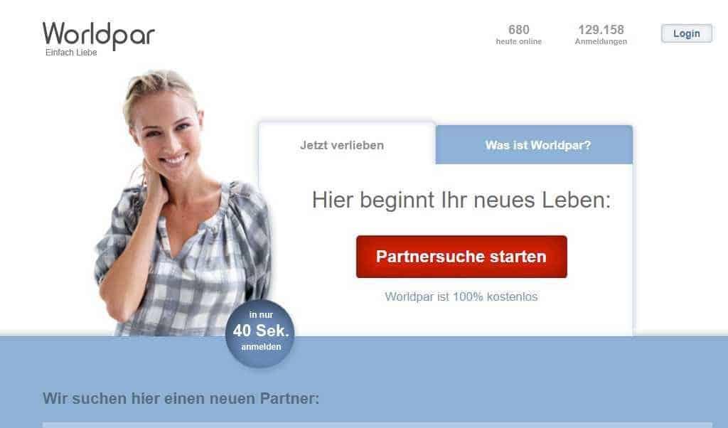 Testbericht: worldpar.de