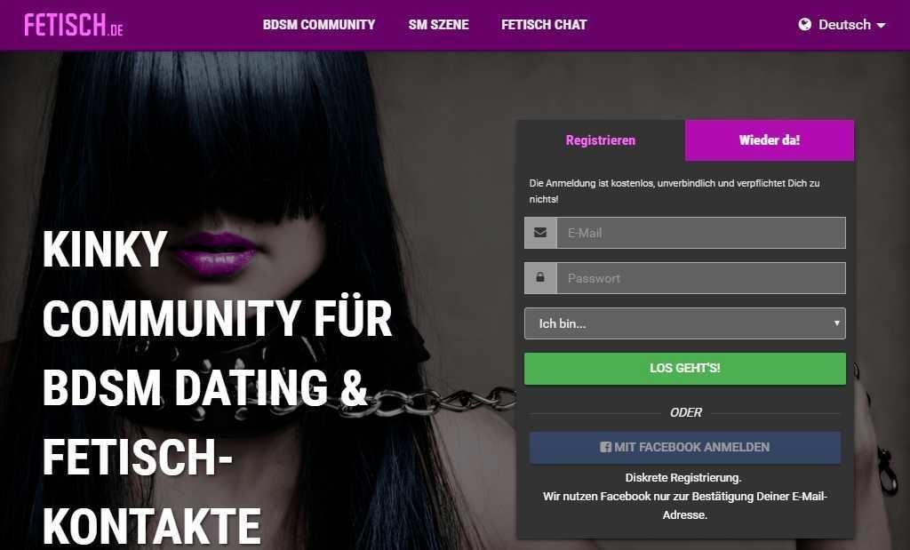Testbericht: fetisch.de
