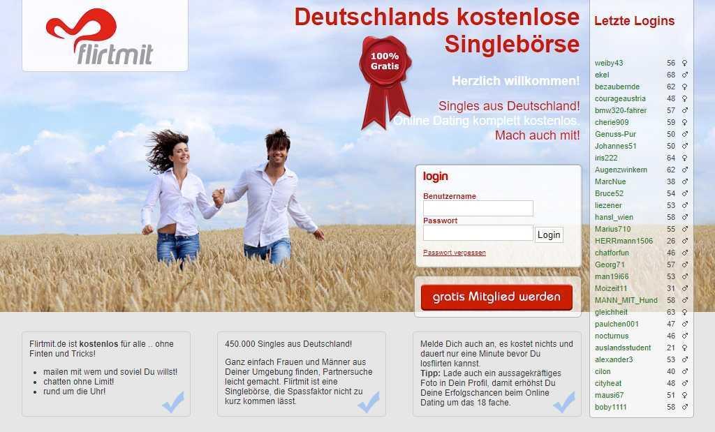 Testbericht: flirtmit.de