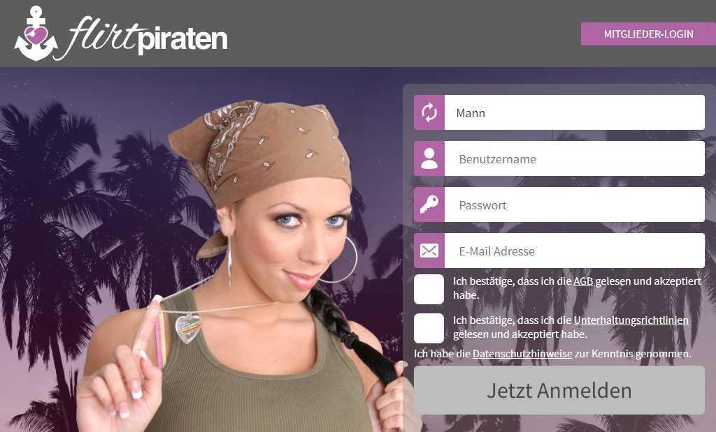 Testbericht: flirtpiraten.com