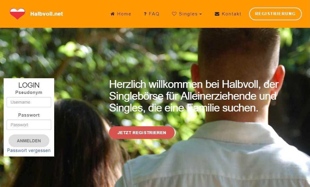 Testbericht: halbvoll.net