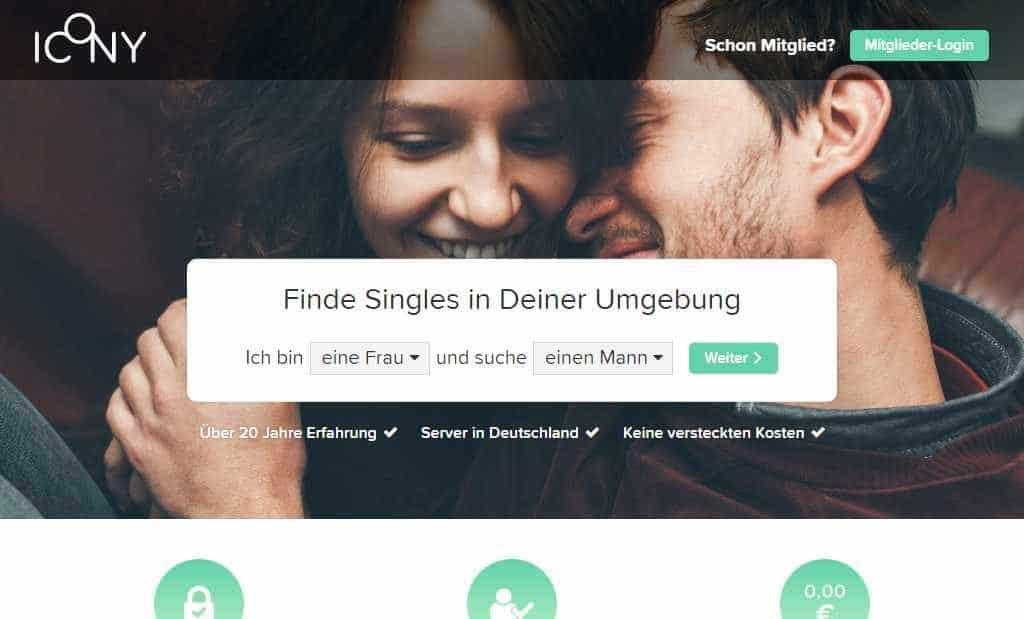 Testbericht: icony.de