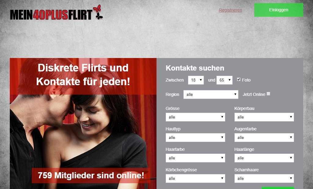 Testbericht: mein40plusflirt.com