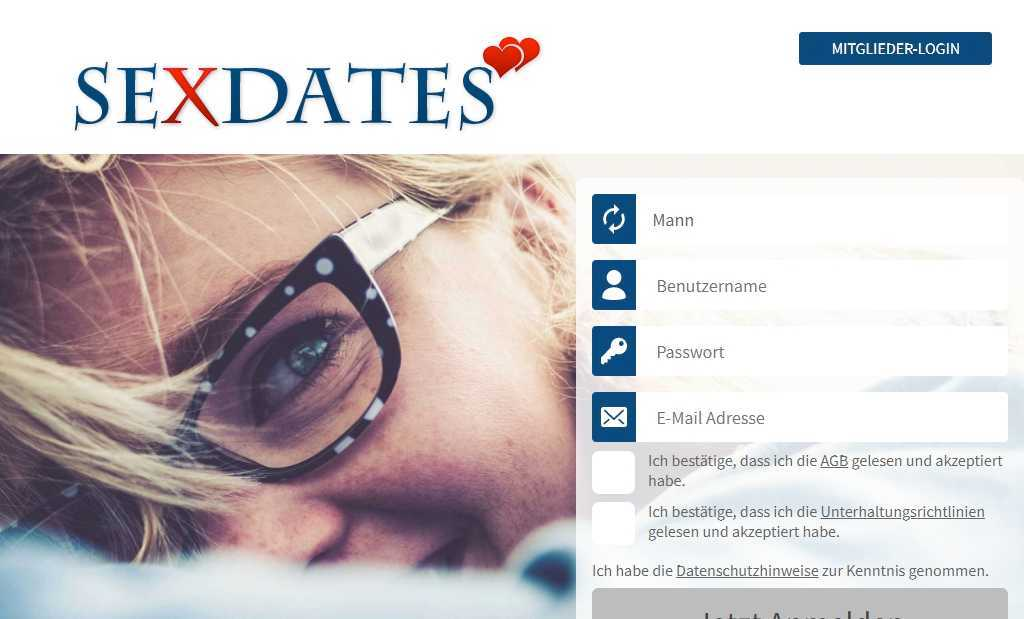 Testbericht: Sexdates.de