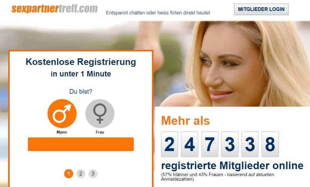 Testbericht: sexpartnertreff.com