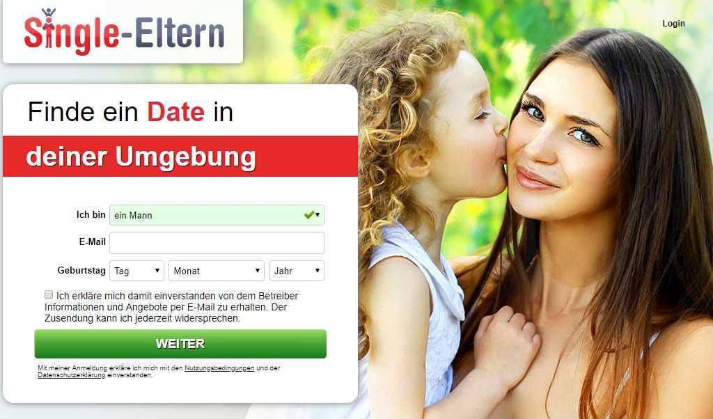 Testbericht: Single-Eltern.com